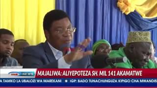 Video Majaliwa aagiza Mtendaji wa Kijiji akamatwe kwa  tuhuma za upotevu wa mamilioni download MP3, 3GP, MP4, WEBM, AVI, FLV Agustus 2018