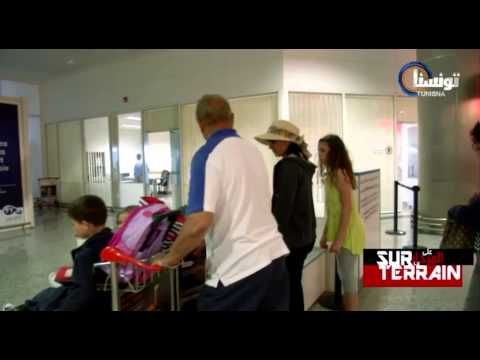 SUR LE TERRAIN N°08 Aéroport International Enfidha-Hammamet TunisnaTV