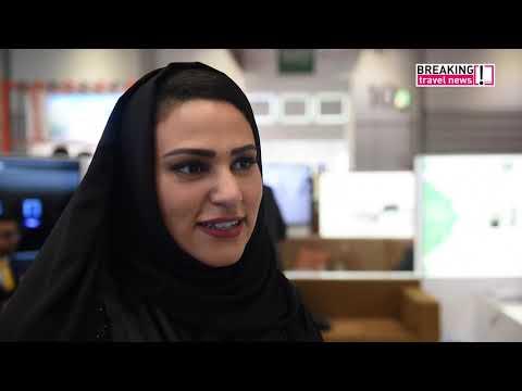 Rima Tariq Al-Mukhtar, destination marketing manager, Jabal Omar