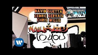 Скачать David Guetta Cedric Gervais Chris Willis Would I Lie To You Teaser 1