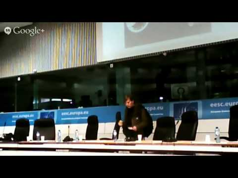Emancipating European Welfare - UBIE Conference in Brussels