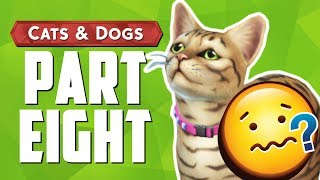 """SIMS 4 CATS & DOGS - PART 8 """"MISSING CAT!!"""" [Let's Play]"""