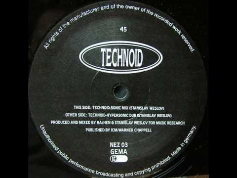 Technoid- Technoid (Sonic Mix)