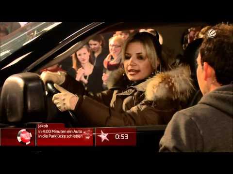 Dodge RAM bei SAT_1 - Mein Mann kann in parklücke geschoben ohne laufenden Motor