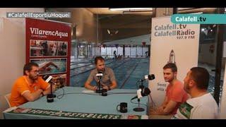 Calafell Esportiu 22/09/20. Tertúlia CP Calafell: #2: Pere Varias