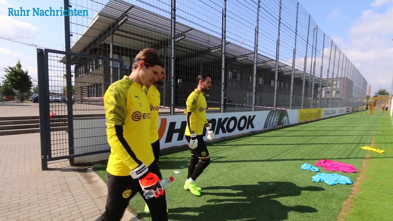 Öffentliches BVB-Training am 13. August in Brackel