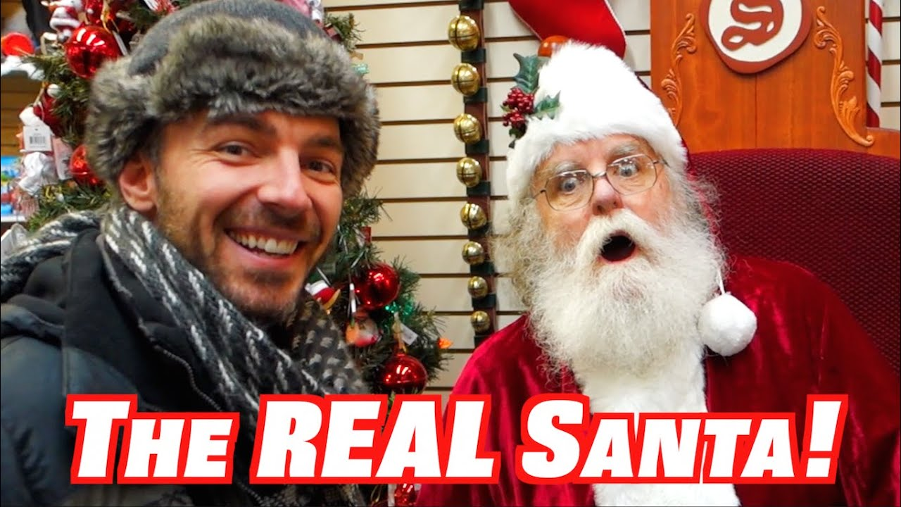 Santa's House in NORTH POLE! - [Living in Alaska 92]