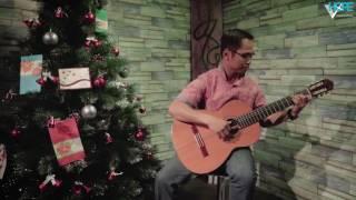 [VHOPE] Thánh Ca: Đêm Yên Lặng (Silent Night) || Guitar Solo: Vương Duy