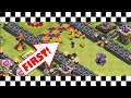 Clash of Clans - RACETRACK BASE Speedbuild! First Ever? Plus Exciting News!