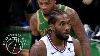 [nba] Los Angeles Clippers Vs Boston Celtics, Full Game Highlights, February 13, 2020