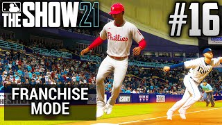 MLB The Show 21 Franchise Mode | Philadelphia Phillies | EP16 | THIS ONE GETS AWAY! (S2)