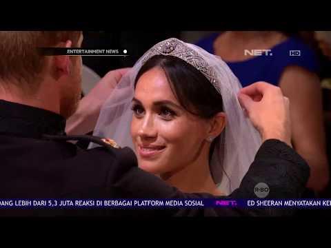 Pernikahan Pangeran Harry Dan Meghan Markle Mencuri Perhatian Dunia