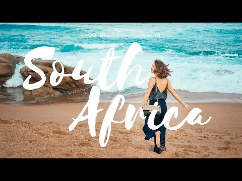 Shooting a commercial  in South Africa feat. Stephsa, Christina Biluca, Sarah Langa | Kryz Uy