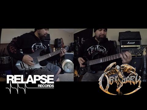 "OBITUARY - ""Sentence Day"" Guitar Playthrough"