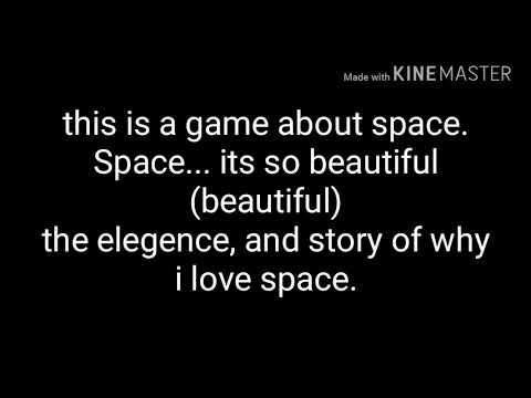 Space is cool - lyric video - Markiplier