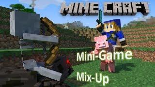 Minecraft Mini-game Mix-Up (On Mineplex)! Don