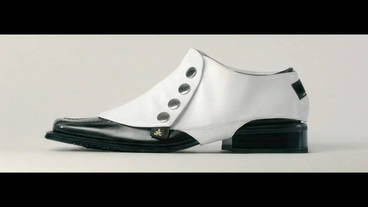 White Spats By John Patrick Christopher Spats Shoes