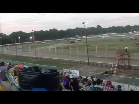 Thunderbird speedway in Muskogee Ok video 4