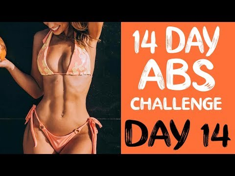 14 DAY ABS CHALLENGE | Workout 14 | ABS BURN!