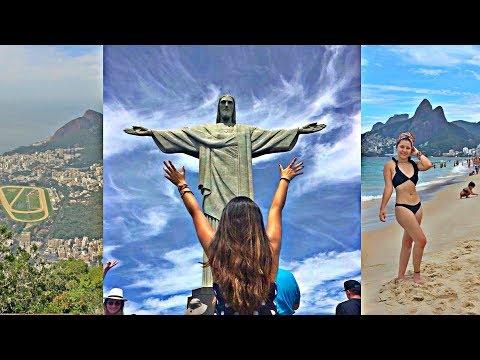 10 LUGARES PARA VISITAR EN RÍO DE JANEIRO- BRASIL