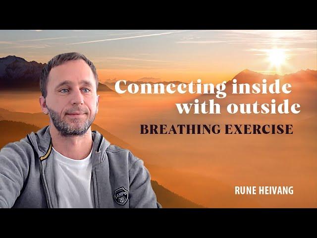 Breathing exercise/Exercițiu de respirație