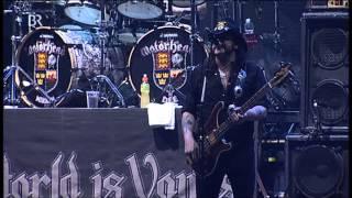 Motorhead - Rock Im Park 2012