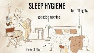 Sleep Hygiene Explained in 2 Minutes