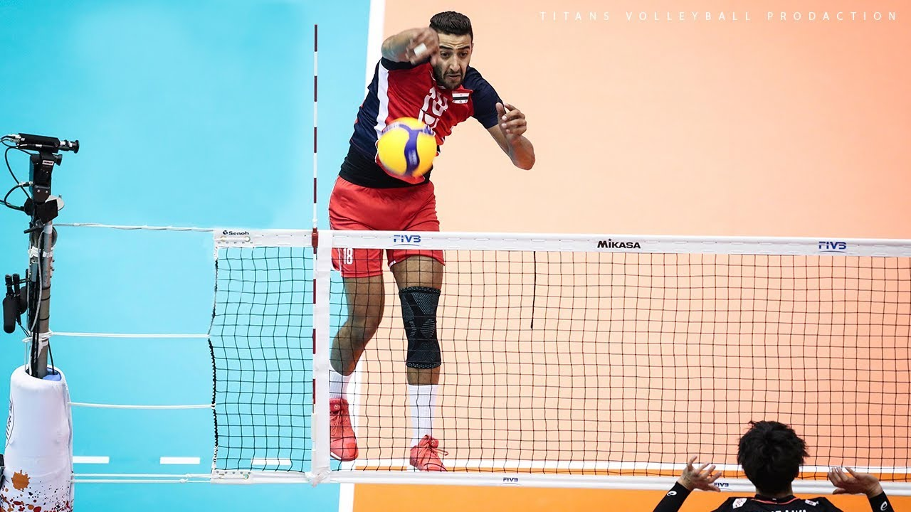 Ahmed Shafik - Monster of the Vertical Jump HD