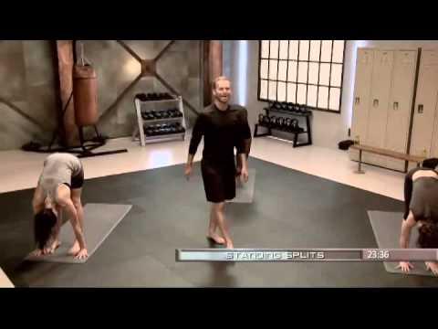 �� Bob Harper Yoga Warrior Program