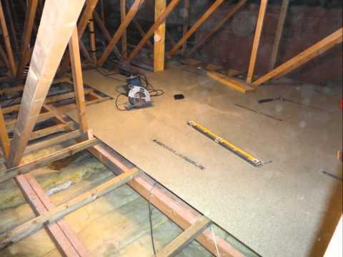 Edinburgh & Fife attic / loft conversions