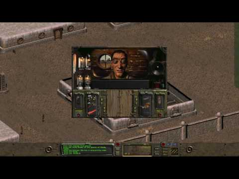 Let's Play Fallout: A Post Nuclear Role Playing Game - Part 3: Scorpin! |
