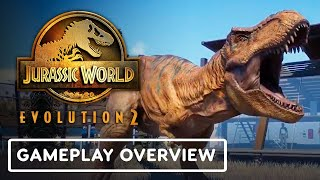 Jurassic World Evolution 2 - Official Gameplay Overview