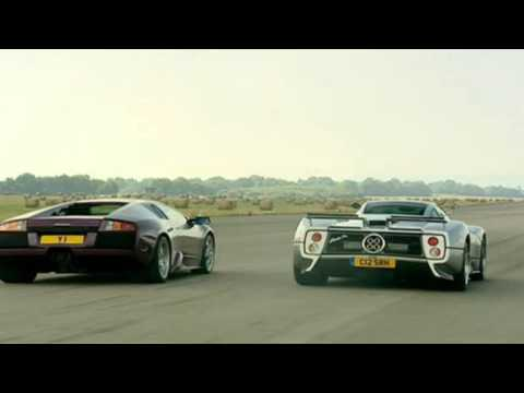 Top Gear 2002 - Opening and Closing Theme (With Snippets) HD