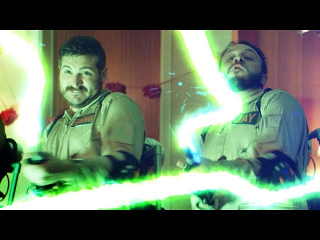 BUSTIN LOADS OF GHOSTS - Arizona Circle Sketch Comedy Show