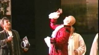 BARINKAY Auftritt HdK Berlin 2001