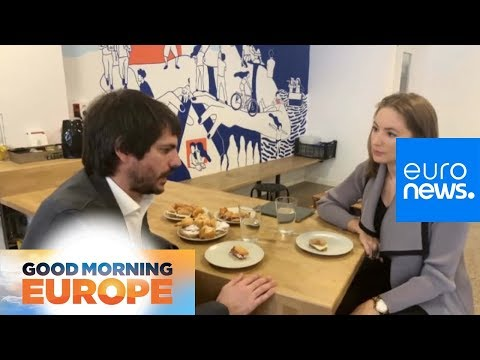 Breakfast with Belle in Barcelona: Spanish MEP says he doesn't negotiate with the far-right