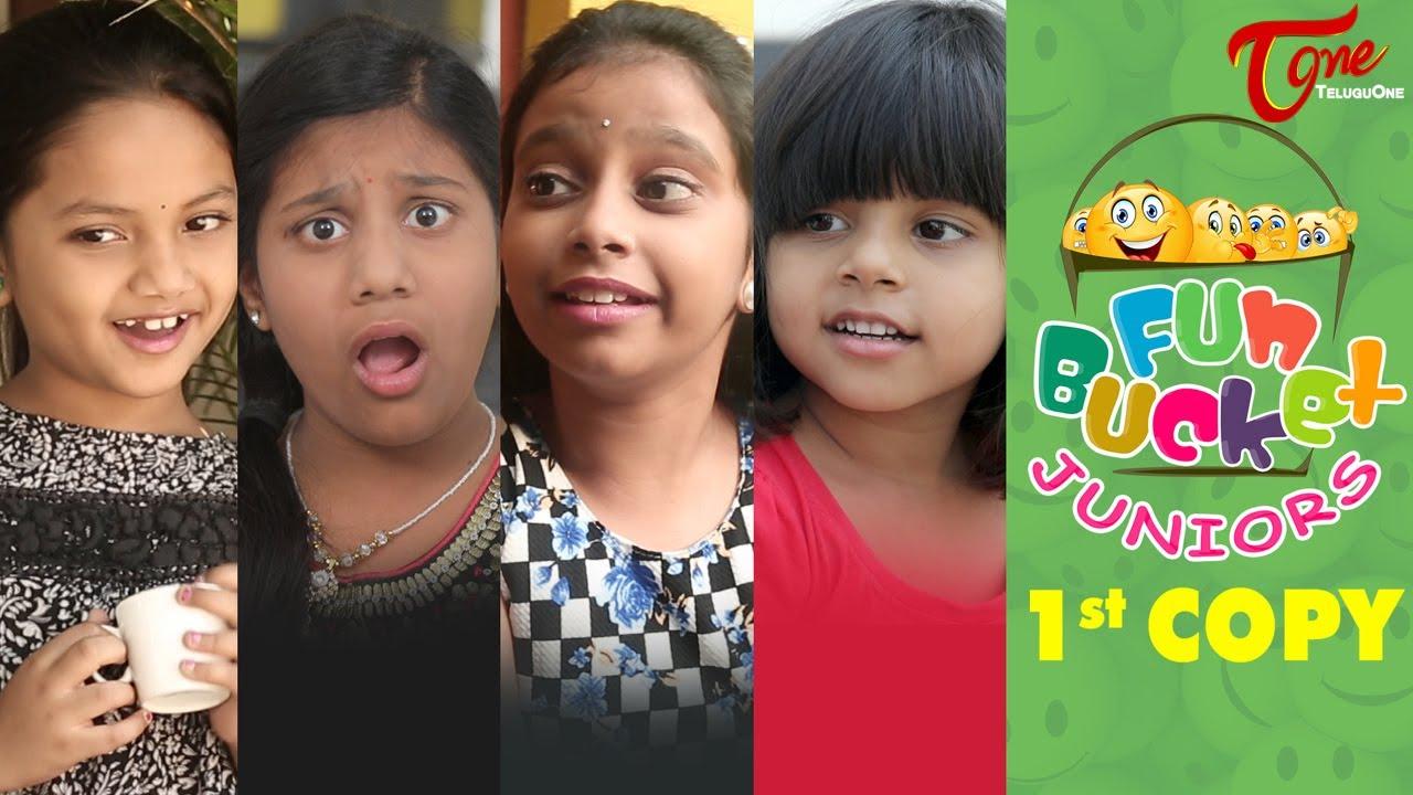 Uncategorized Kids Fun Videos fun bucket juniors episode 1 kids funny videos teluguone comedy web series