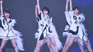 161006 AMN Big Concert - 工藤遥 'モーニング娘。メドレー' Dry Rehear...