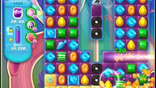 Candy Crush Soda Saga Level 1265 no boosters