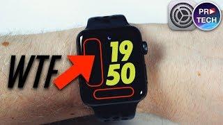 БОЛЬШАЯ проблема с Apple Watch 3 | ProTech