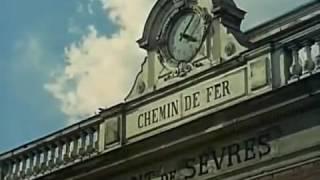 Gare de Paris St Lazare 1957