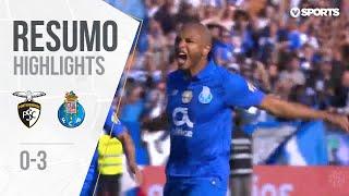 Highlights | Resumo: Portimonense 0-3 FC Porto (Liga 18/19 #29)