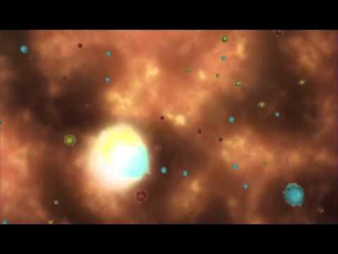 Història de l'Univers en 5 minuts