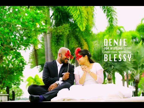 An Outstanding Wedding Love Story | Denie-Blessy | Story From Crystalline
