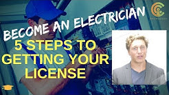 Become an Electrician: 5 Steps to Getting Your License -  Become an Electrician