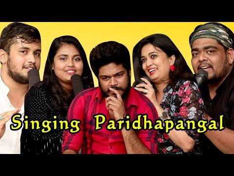 What really happens in Super Singer auditions?! Super Singers Paridhaabangal, Musically Epi 1