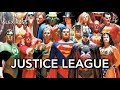 Alex Ross Reveals His Inspiration for The Justice League Paintings