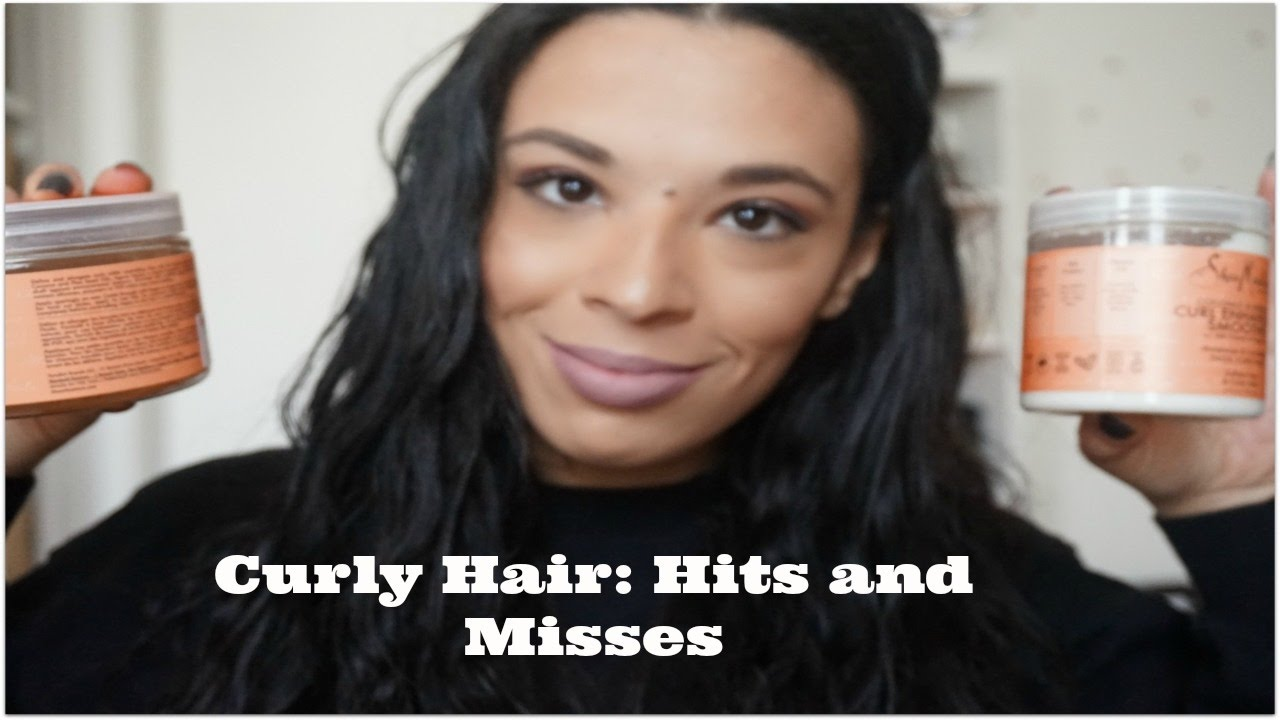 Curly Hair Products: Hits and Misses