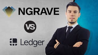 NGRAVE Zero vs Ledger Comparis…