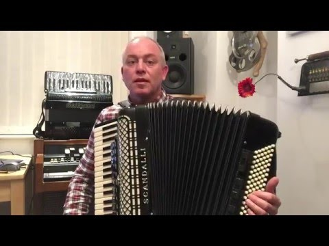 Accordion Tips and Tricks - Use a Different Note